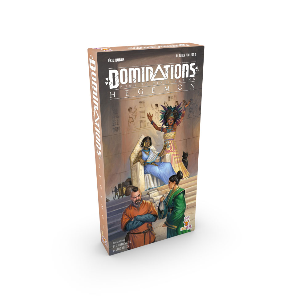 holy grail games dominations HEGEMON