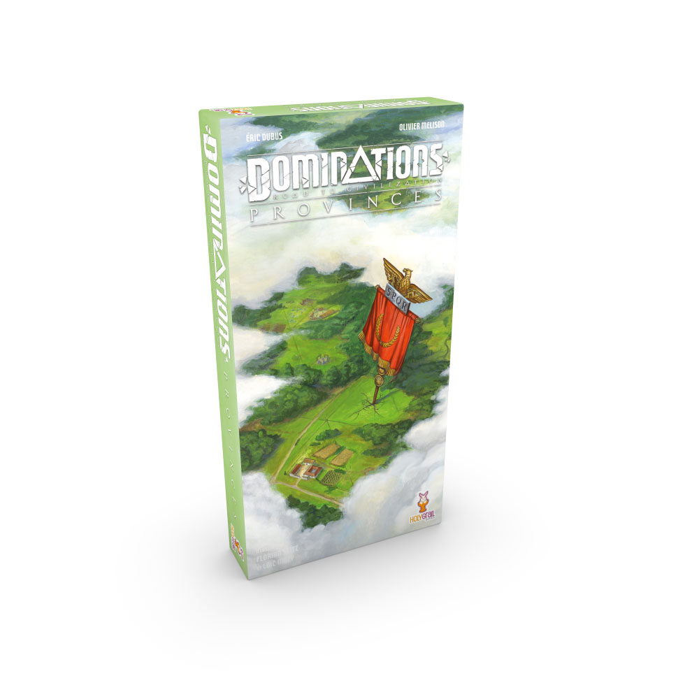 holy grail games dominations PROVINCES