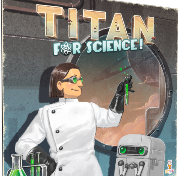 For Science expansion contents