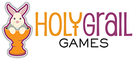 Holy Grail Games Logo